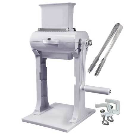 Jerky Slicer - Meat Tenderizer/Cuber (Manual)