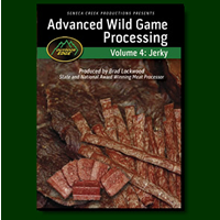 Outdoor Edge DVD- Advanced Wild Game Processing Vol. 4: Jerky