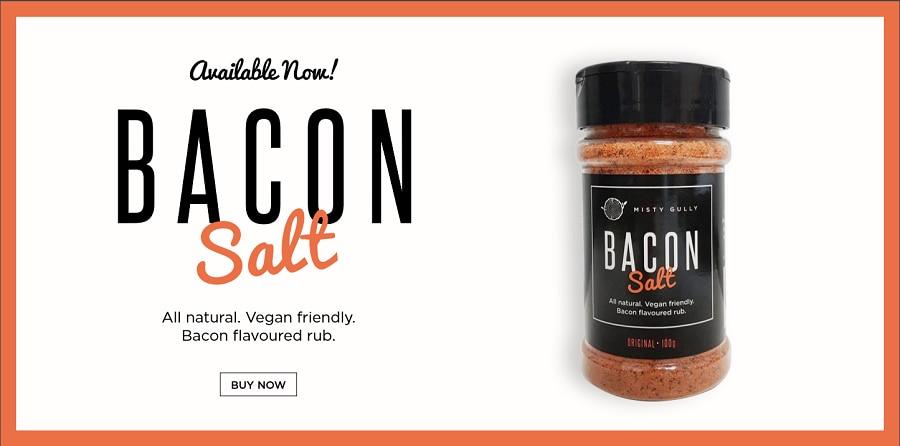Bacon Salt Bulk 2kg