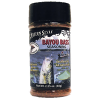 Hi Mountain Bayou Bass Seasoning