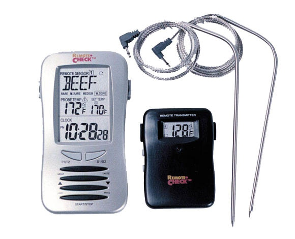 ET 7 - Dual Probe Digital Thermometer with Remote