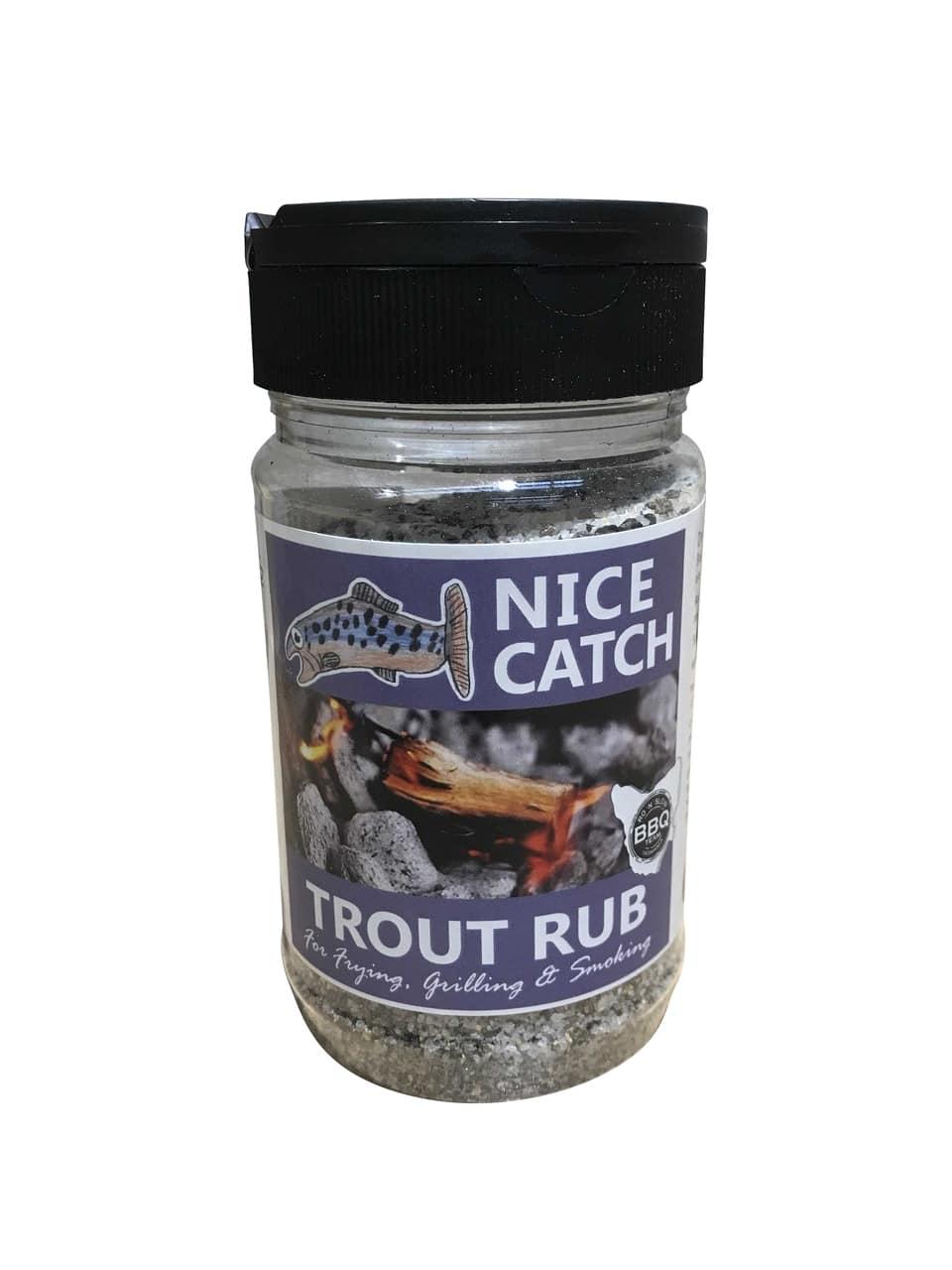 Nice Catch - Trout Rub