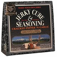 Hi Mountain Jerky Cure & Seasoning - Cracked Pepper & Garlic