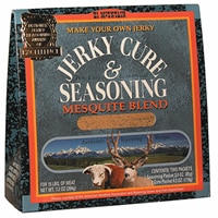 Hi Mountain Jerky Cure & Seasoning - Mesquite
