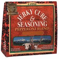 Hi Mountain Jerky Cure & Seasoning - Pepperoni