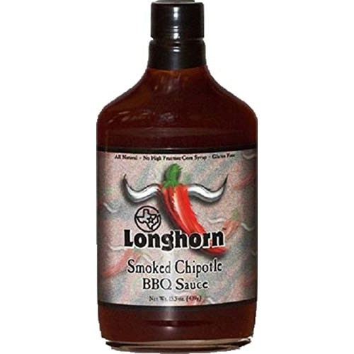 Longhorn Smoked Chipotle BBQ Sauce