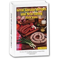 Great Sausage Recipes and Meat Curing 4th Edition- Rytek Kutas