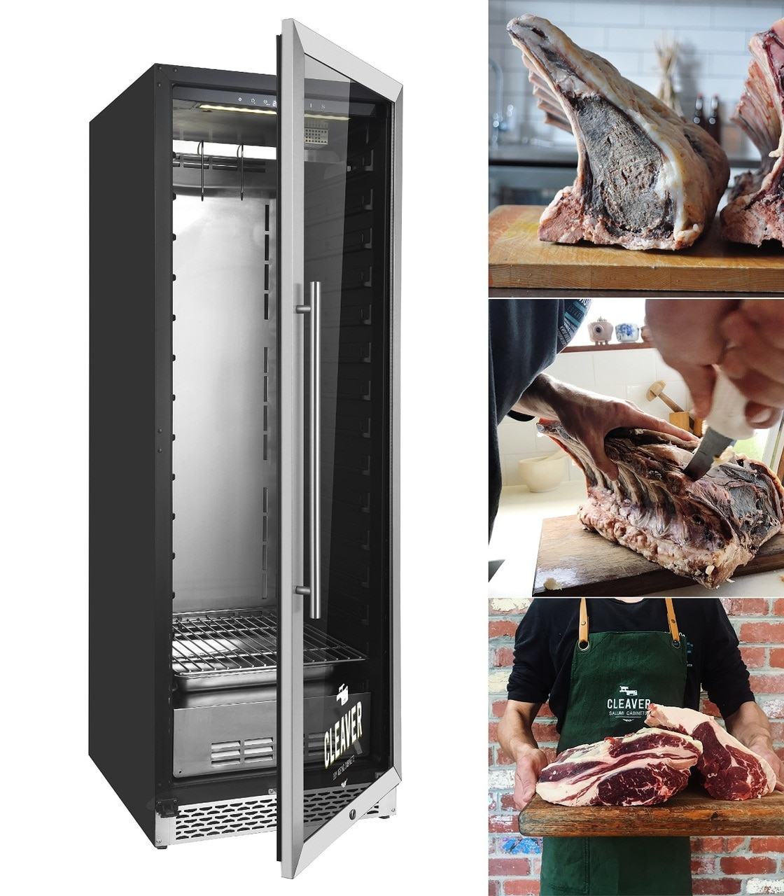 Cleaver Dry Ageing Cabinet - The Ox