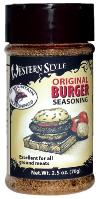 Hi Mountain Original Burger Seasoning