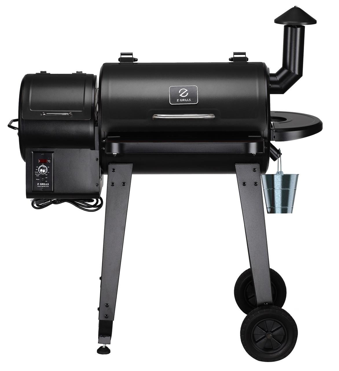 Z Grills ZPG-450A Pellet Grill