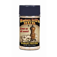 Hi Mountain - Grill'N Rub - Garlic Pepper (312g)
