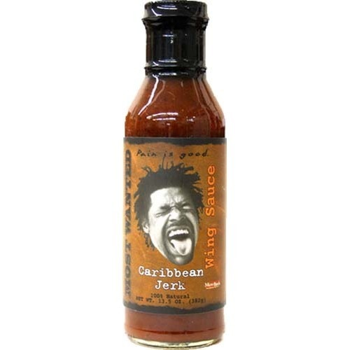 Pain is Good - Caribbean Jerk Sauce - 384gm