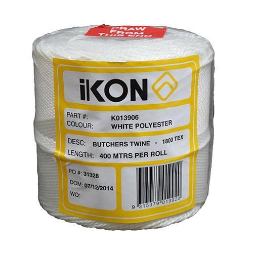 IKON Polyester Butchers Twine 400m